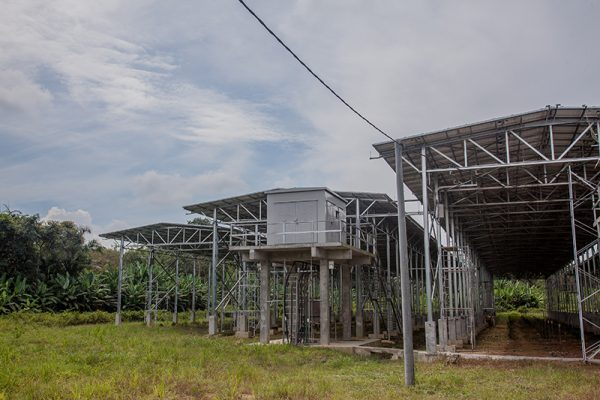 BSL Eco Energy projects - Matahari Kencana solar farm, Tanjung Malim 1MW