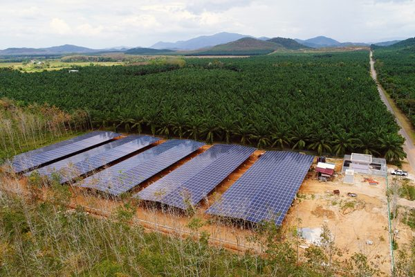 BSL Eco Energy Projects - Pendang solar farm, Kedah, 1MW