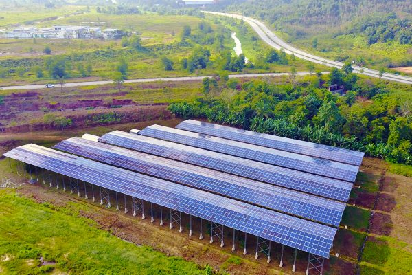 BSL Eco Energy Projects - Matahari Kencana Solar Farm, Tanjung Malim, 1MW