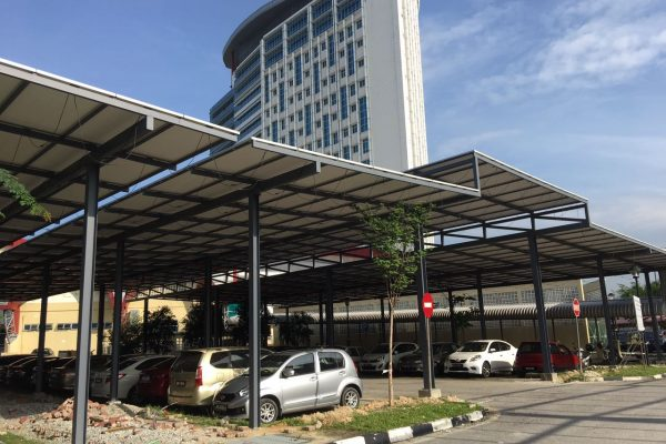 BSL Eco Energy projects - Universiti Teknologi Malaysia 1MW solar installation